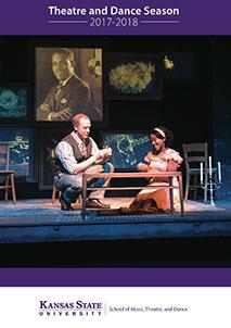 Theatre and Dance season brochure